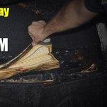 Manisa'da ev yangınıYangında sadece 'Kuran'ı Kerim' yanmadı