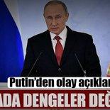 Putin'den ABD'ye gönderme