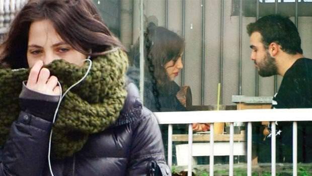 Zehra Çilingiroğlu spor arkadaşıyla yemekte