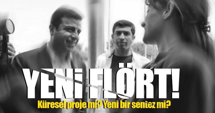 Yeni bir CHP-HDP projesi mi?
