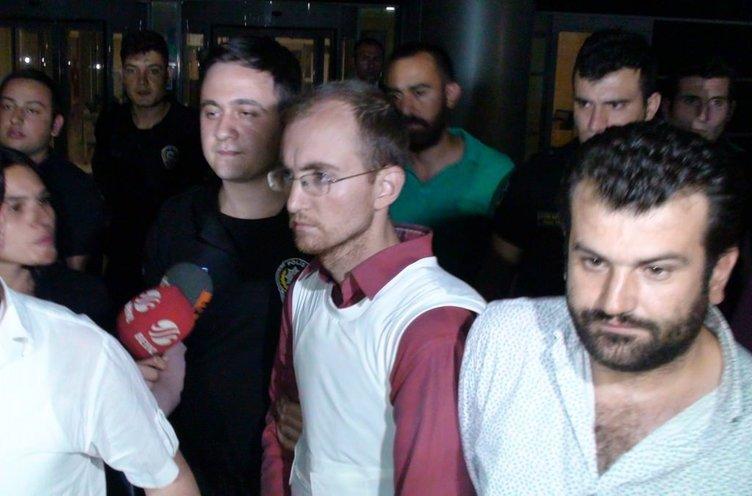Atalay Filiz'in valizinden bunlar çıktı
