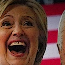 Kurban bağışlarını Hillary'e vermişler