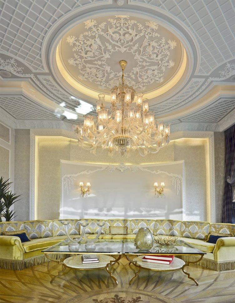 Petek Ertüre'nin 51. kattaki muhteşem dairesi