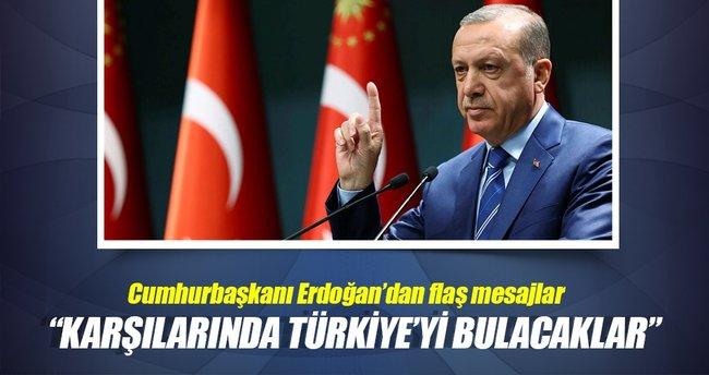 """""""DAEŞ'i bitirmek boynumuzun borcu"""""""
