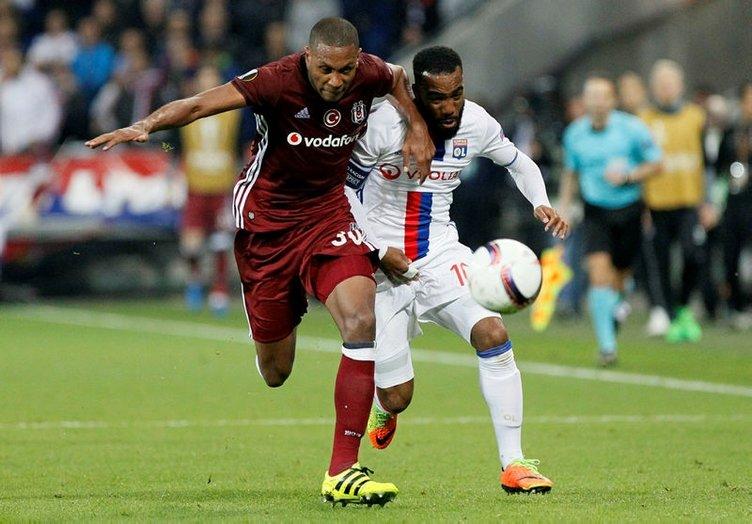 Beşiktaş'ı Lyon maçı öncesi bekleyen tehlike!