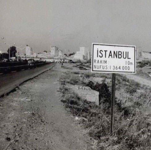İstanbul'a bir de böyle bakın