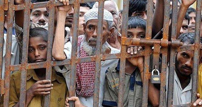 BM'den 150 bin Arakanlı için yardım izni çağrısı!