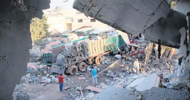 Halep yine açlığa mahkum