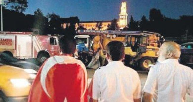 Selimiye'deki esrarengiz sivil