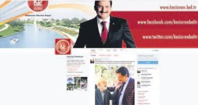 """Sosyal medyadan """"Belediyecilik"""""""