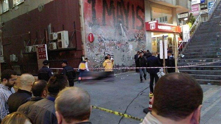Polis memuru sevgilisini vurup intihar etti!