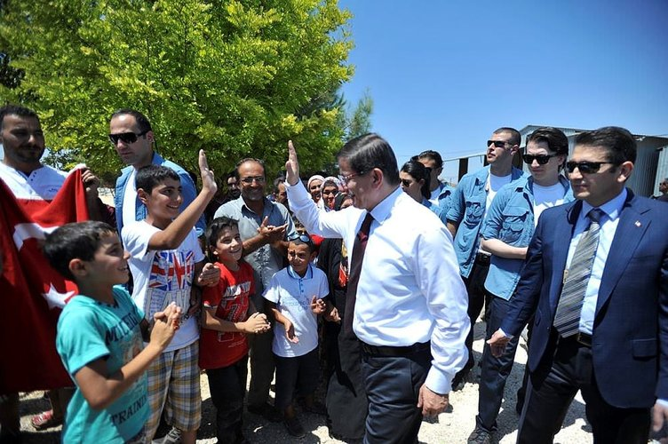 Başbakan Dağ Hudut Karakolu'nda