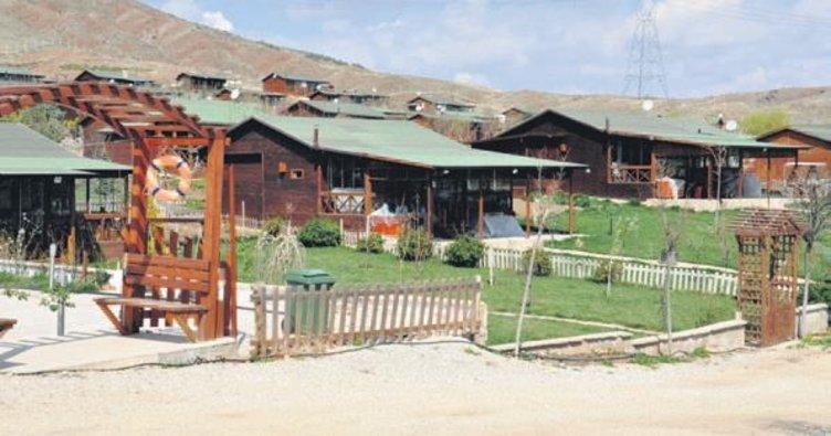CHP'li Dereli'den tarım arazisine kaçak köy
