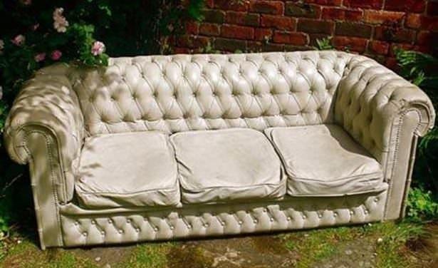 İşte dünyanın en ilginç kanepeleri