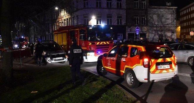 Fransa Lille'de silahlı çatışma 3 yaralı