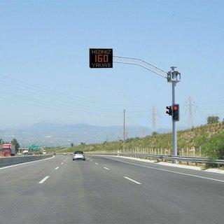Ortalama hız sistemi ile kazalarda büyük düşüş