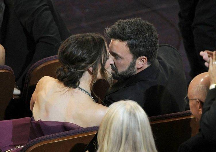 Oscar'ın aşık çiftleri