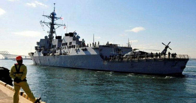 ABD gemisi gelecek hafta Batı Pasifik'e ulaşacak