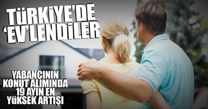 Türkiye'de 'ev'lendiler