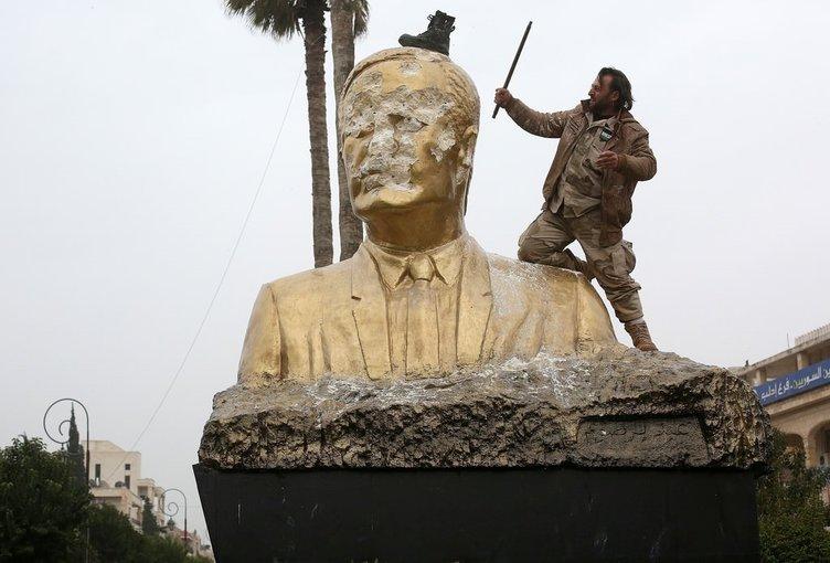 ''Suriye'deki iç savaş''