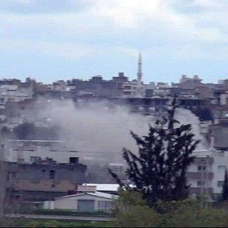 Son Dakika: Mardin Nusaybin'de patlama, 3 yaralı var