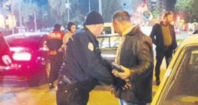 Denizli'de polisten huzur operasyonu