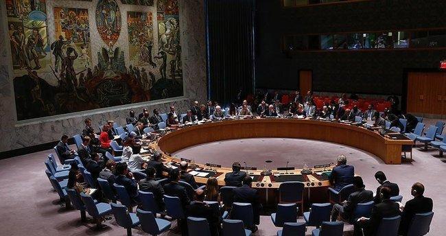 Irak, BMGK'yı acil toplantıya çağırdı