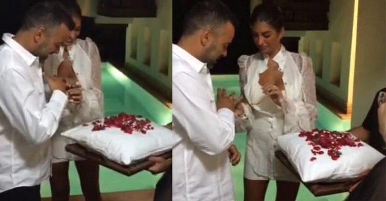 Süreyya Yalçın üçüncü kez evleniyor