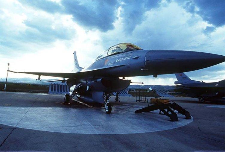 İşte Türk Hava Kuvvetleri envanteri