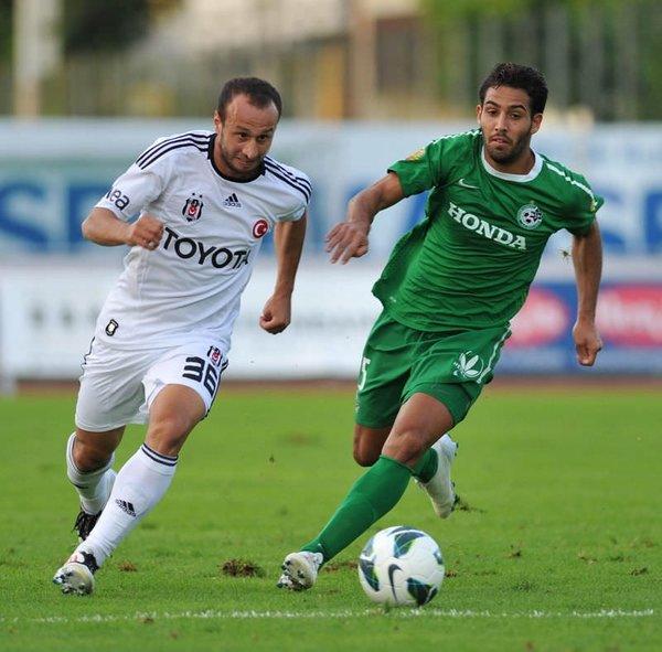 Beşiktaş - Maccabi Haifa