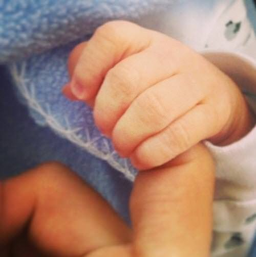 Bebek Kul dünyaya geldi