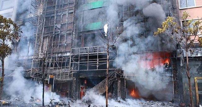 Karaoke barında yangın çıktı: 13 ölü