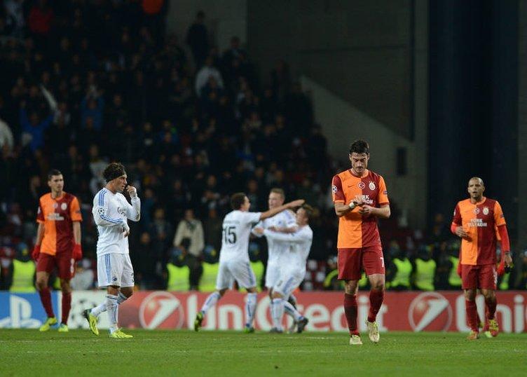 Kopenhag-Galatasaray maçı Twitter'ı salladı