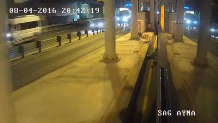 İBB kaza iddialarını görüntülerle yalanladı