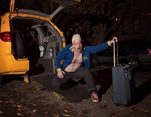 New York'un seksi taksicileri rekor kırıyor