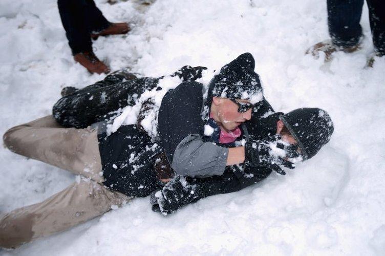 ABD'de soğuklar 18 can aldı