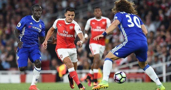 Arsenal, Chelsea'yi ezdi geçti!