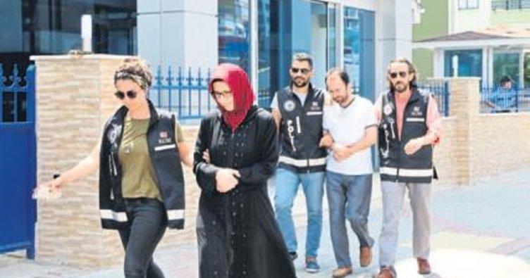 FETÖ şüphelileri gözaltına alındı