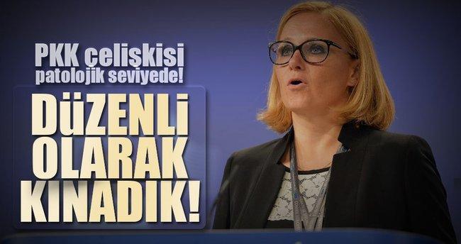 AB sözcüsünden ilginç PKK savunması