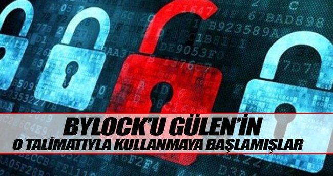 Polislere ByLock soruşturması