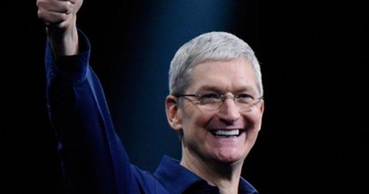 Apple'ın patronu Tim Cook'tan 23 Nisan Ulusal Egemenlik ve Çocuk Bayramı mesajı