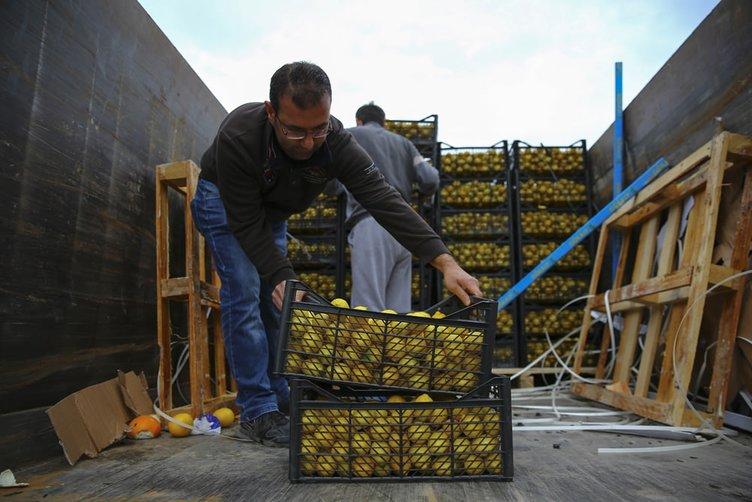 Sur'da görev yapan kahramanlara vitamin desteği!