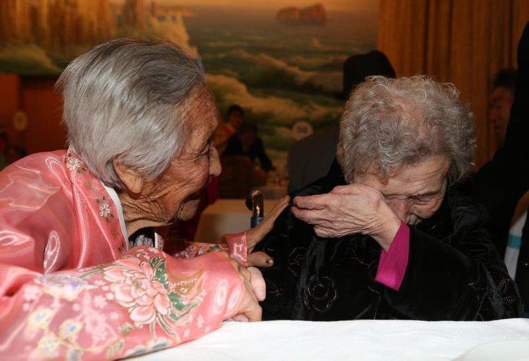 60 yıl sonra buluştular