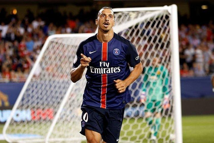 Ibrahimovic: Bir sonraki durağım...