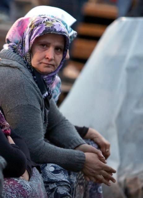 Soma'daki maden kazasında acı bekleyiş