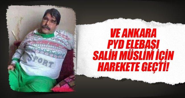 Ankara, Salih Müslim için kırmızı bülten çıkaracak