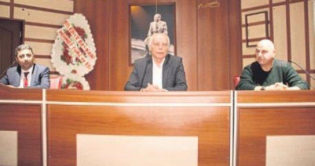 Küçük millet meclisi Anamur'da toplandı
