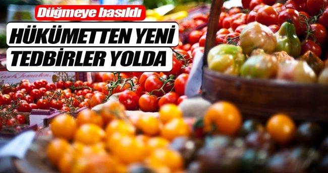 Enflasyon sepetinde gıda ağırlığı düşüyor