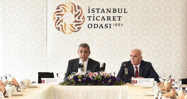İTO ve TBB'den ortak büyüme toplantısı