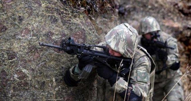 Adıyaman'da çatışma: 1 asker yaralı